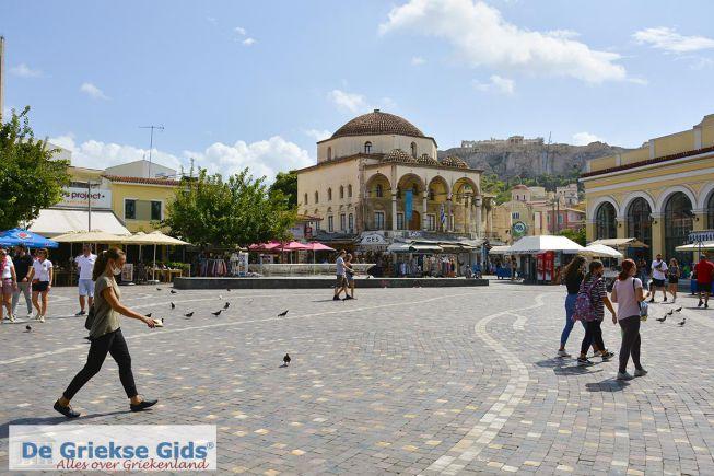 Monastiraki, Athene