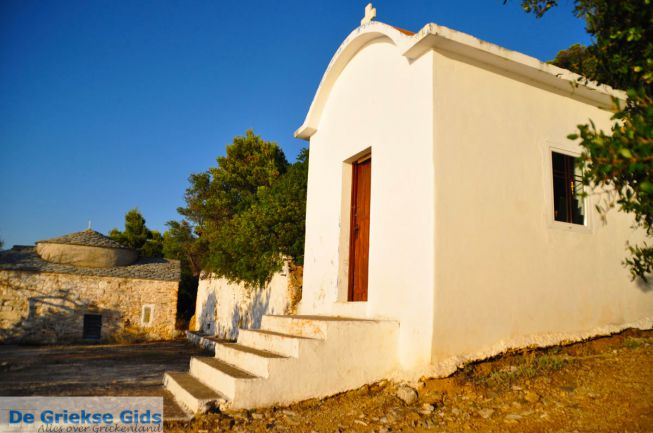 Alonissos kerk Agioi Anargiri