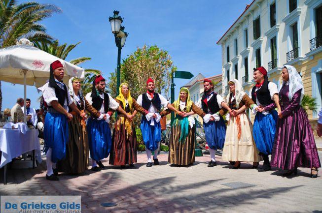 Dans met pasen in Griekenland