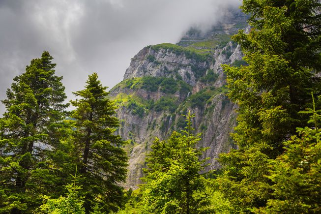 Tzoumerka Epirus