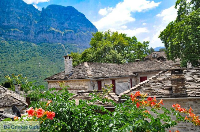Prachtige dorpen in Ioannina