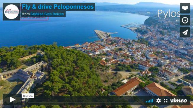 Rondereizen op Peloponnesos