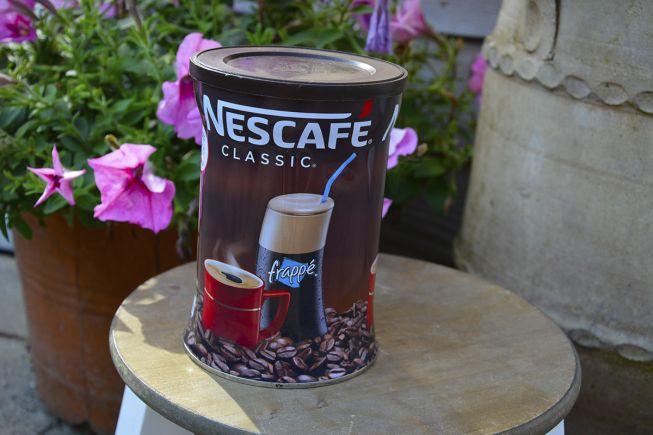 nescafe Classic voor frappe
