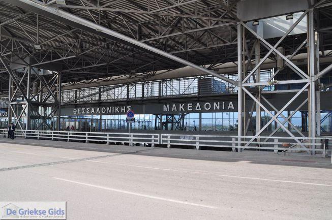 Vliegveld Makedonia Thessaloniki