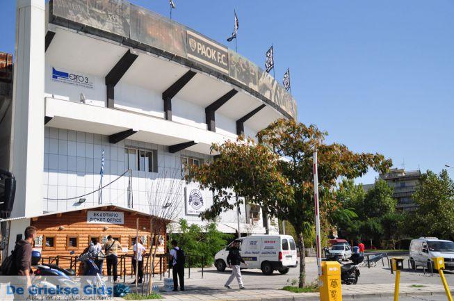 Thessaloniki Paok Saloniki Toumba stadion