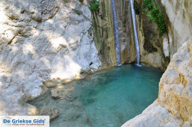 Niri Dimosari watervallen kataraktis