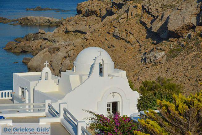 Agios Sostis kapel Mykonos