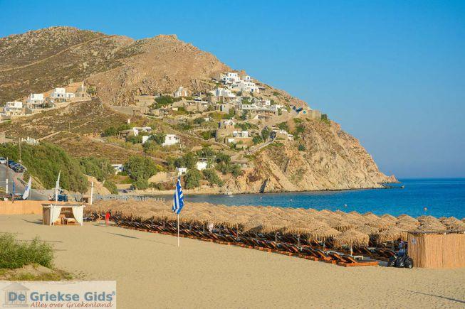 Strand Elia beach Mykonos