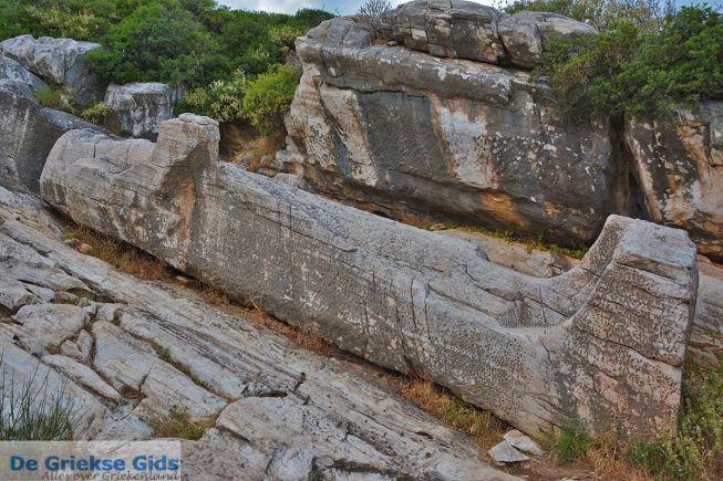 Naxos Apollonas Kouros