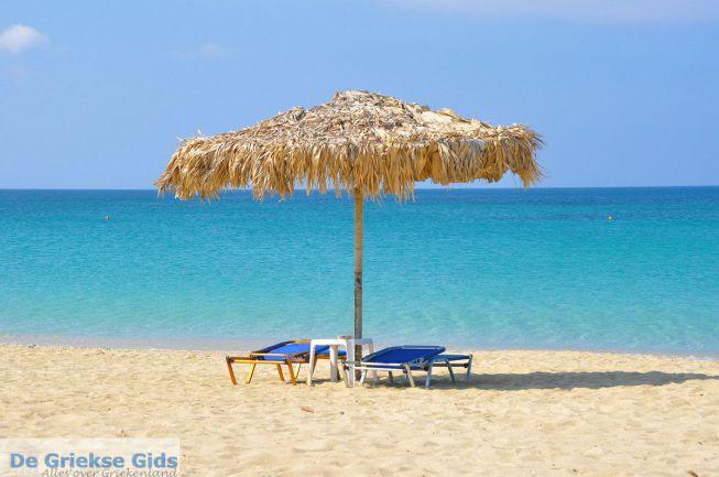 Naxos Agios Prokopios Beach