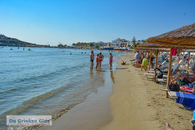 Saint George Beach Naxos