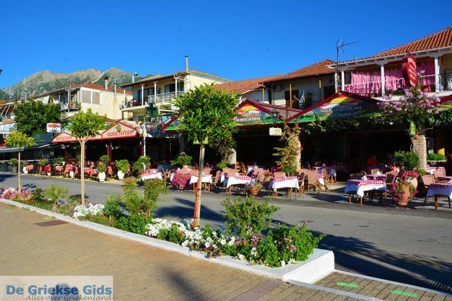 Nidri Lefkas restaurants
