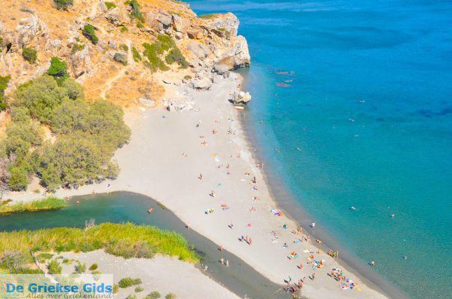 Preveli sttrand Kreta