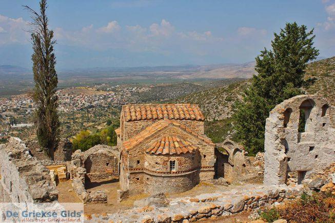 Geraki in Lakonia op Peloponnesos