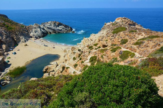 Ikaria Griekenland