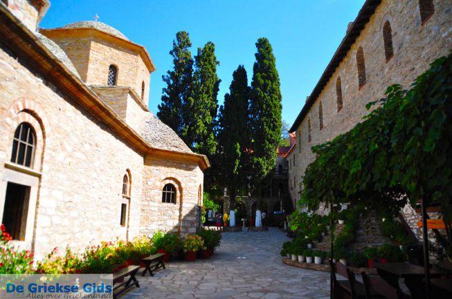 Evangelistria klooster Skiathos
