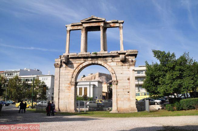 Adrianus Poort Athene