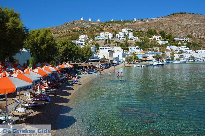 Panteli Leros strand