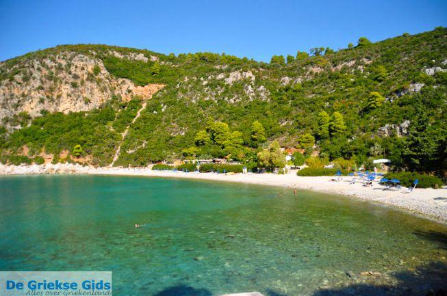 Strand Limnonari Skopelos