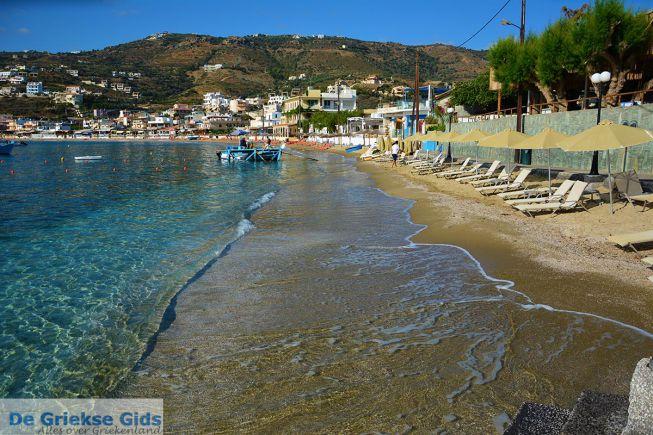 Strand Agia Pelagia Kreta