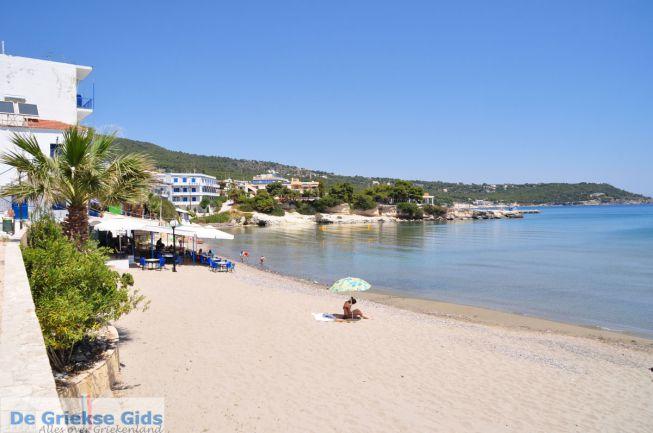 Strand Beach Aegina Aghia Marina