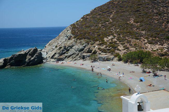 Aghios Nikolaos beach Folegandros