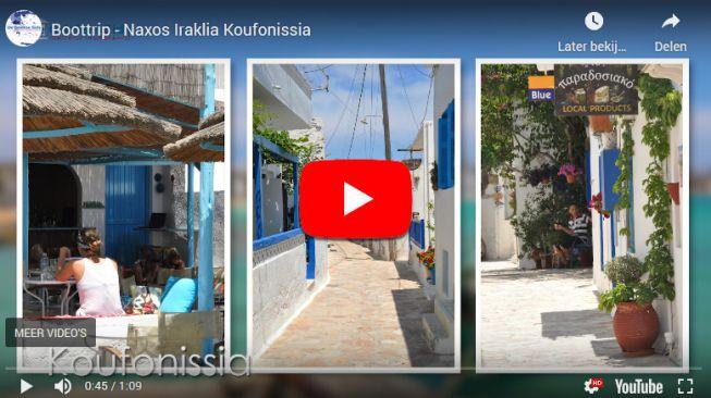 Boottrip Naxos Iraklia Koufonissia - ©De Griekse Gids