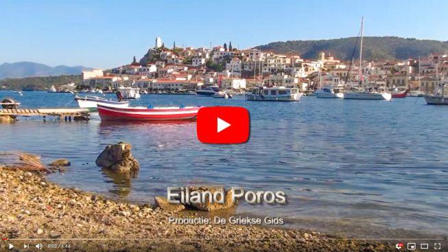 Vakantievideo Poros - ©De Griekse Gids