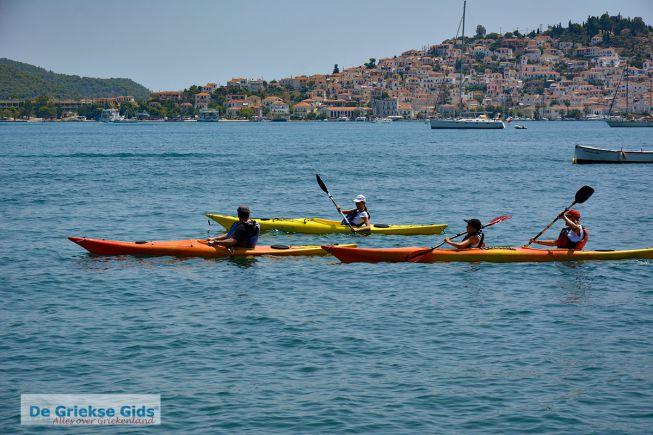 Actieve vakanties op Poros