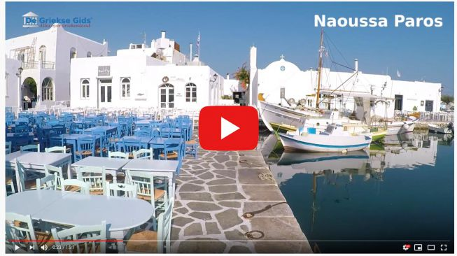 Video Naoussa wandeling ochtend