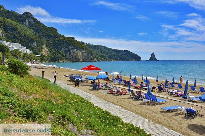 Strand Agios Gordios