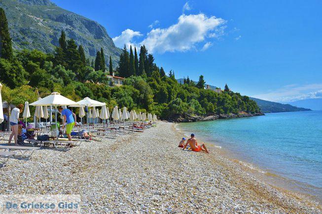 Strand Barbati Corfu