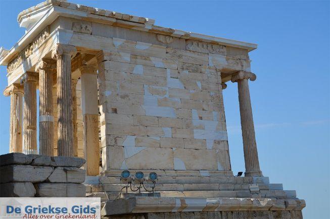 Nike temmpel Akropolis