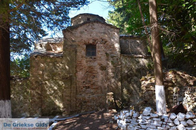 Potami Samos - Byzantijnse kerk