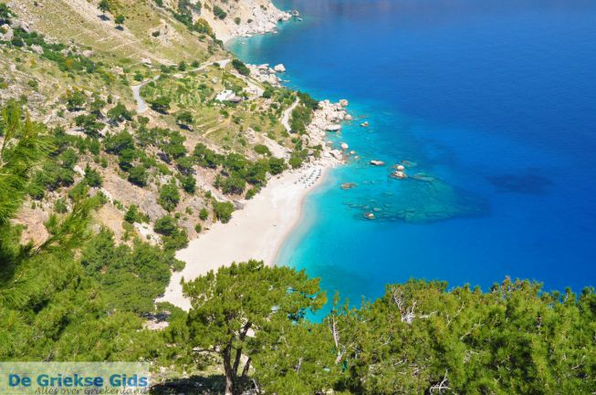 Apella beach Karpathos