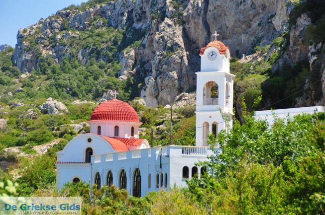 mesochori Karpathos kerk