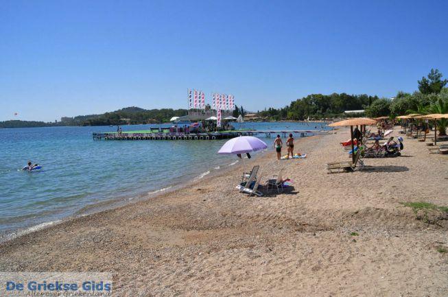 Dassia Corfu strand