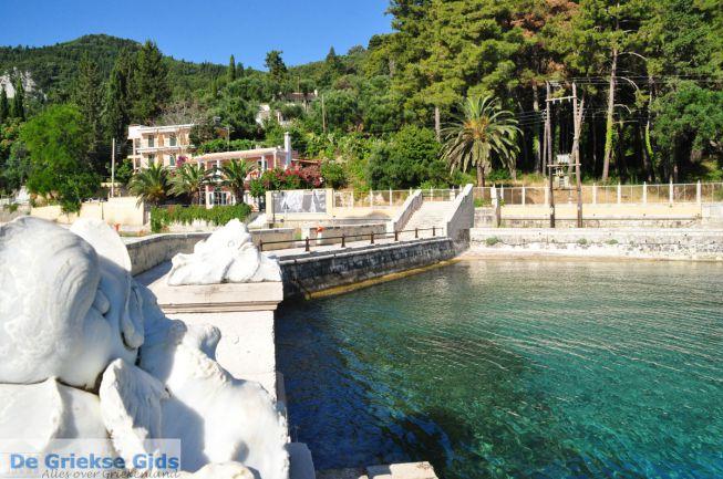 Corfu Benitses Kaisers bridge