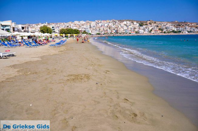 Strand Sitia Kreta