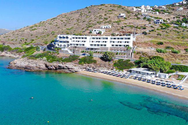 Kypri beach - Hotel Perrakis