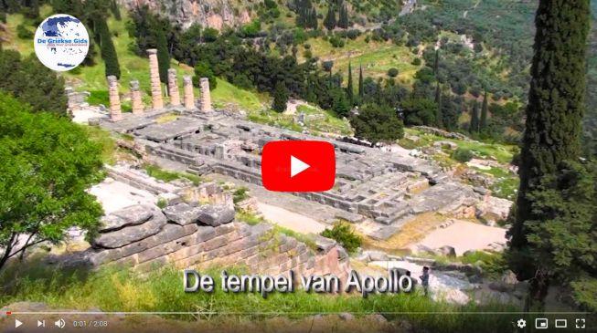 Delphi Centraal Griekenland video