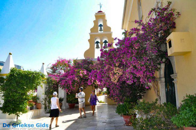 Klooster Paleokastritsa Corfu