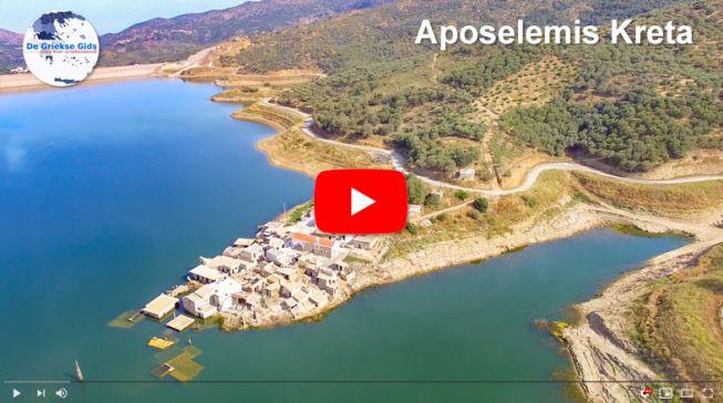 Aposelemis, het vezrzonken dorpje