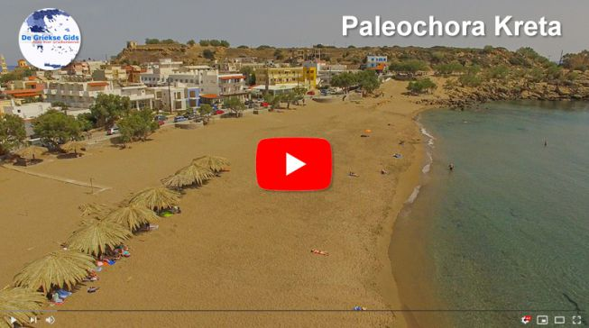 Paleochora Kreta video