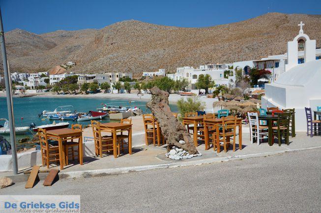 Strand Karavostasis beach Folegandros