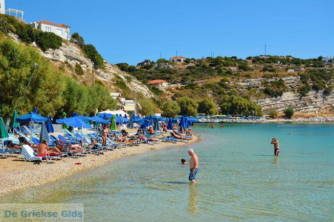 Strand bij Pythagorion