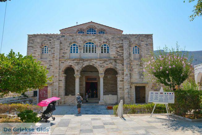 Parikia Paros Ekatontapiliani kerk