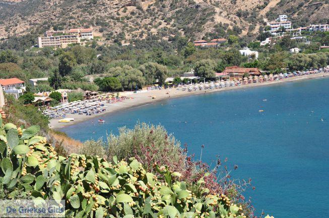 Agia gAlini strand