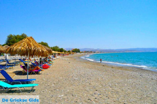Strand Kokkinos Pirgos Kreta