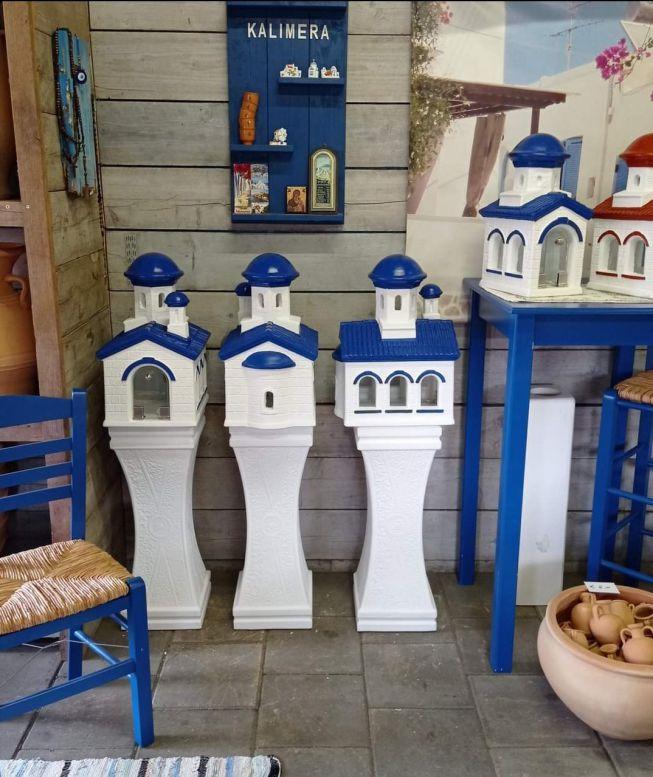 Griekse kerkjes